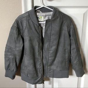 Oshkosh Genuine Kids Faux Leather Jacket